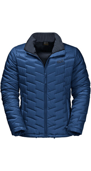 Jack Wolfskin Icy Creek Jacket Men deep sea blue